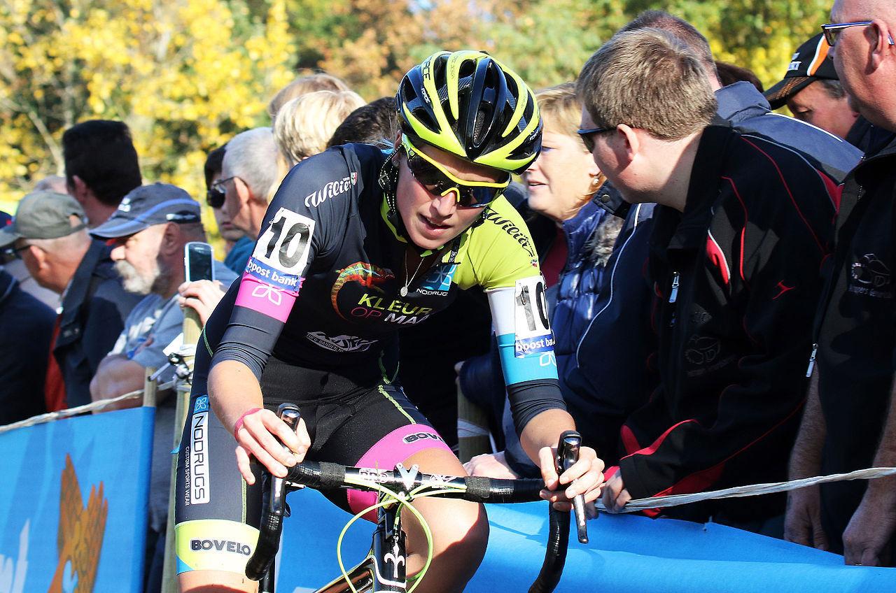 Den fuskande cyklisten har fått sitt straff