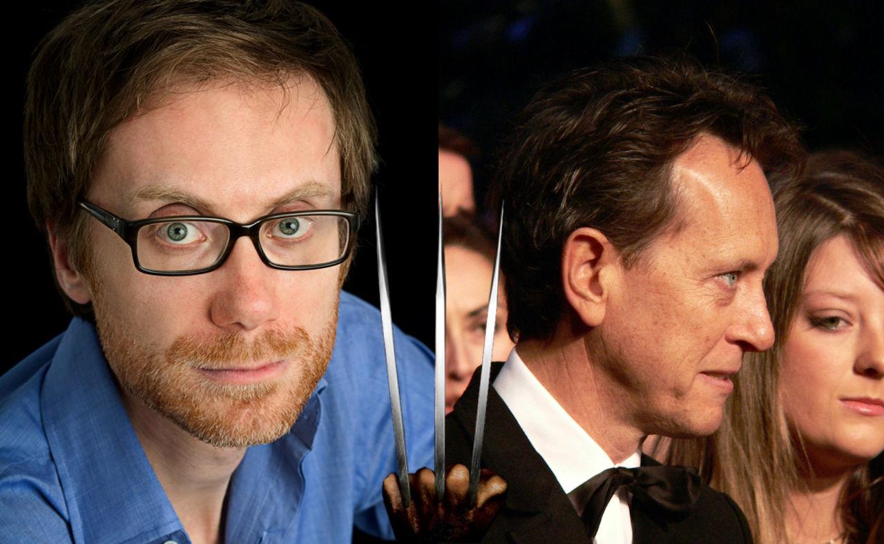 Stephen Merchant och Richard E. Grant dyker upp i Wolverine 3