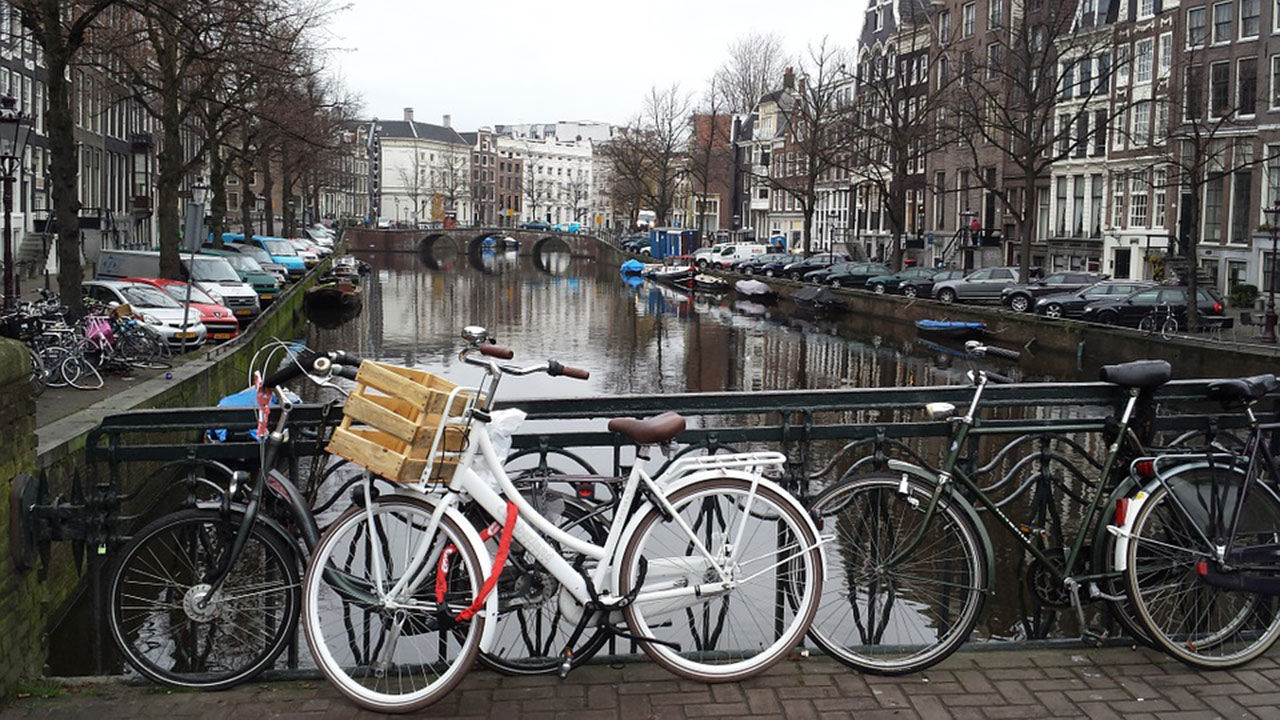 Amsterdam får en egen cykel-borgmästare