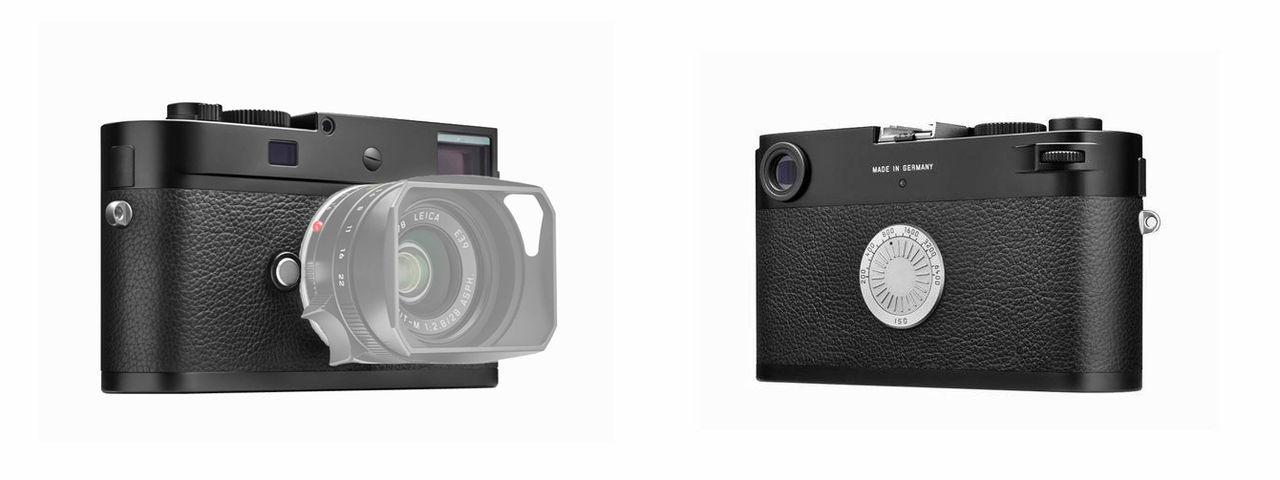 Leica M-D Typ 262 verkar bli utan LCD på baksidan