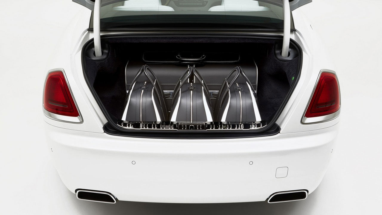 Väskset till din Rolls-Royce Ghost