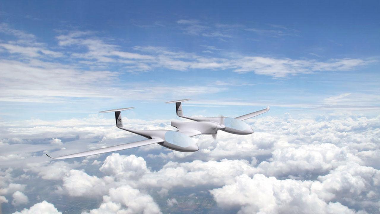Snart premiär för eldrivet flygplan med bränslecell