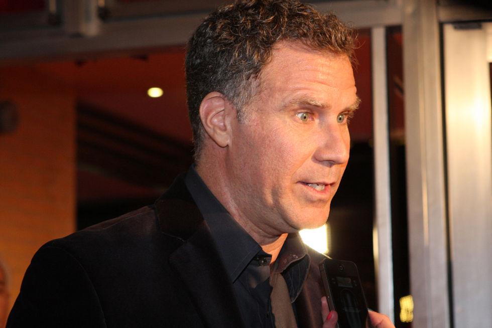 Will Ferrell spelar Ronald Reagan i ny komedi