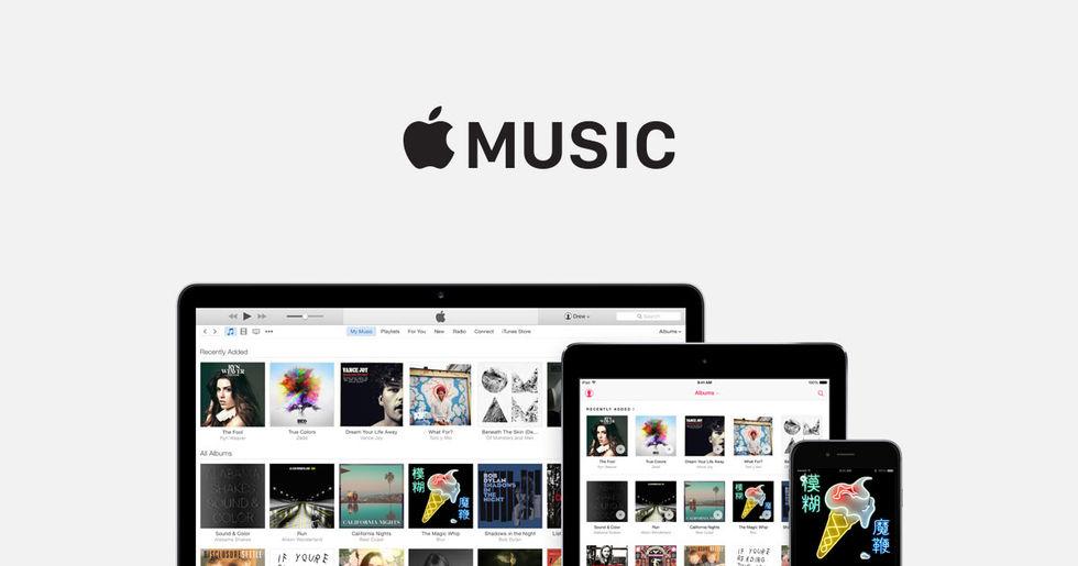 Apple Music till Android får videostöd