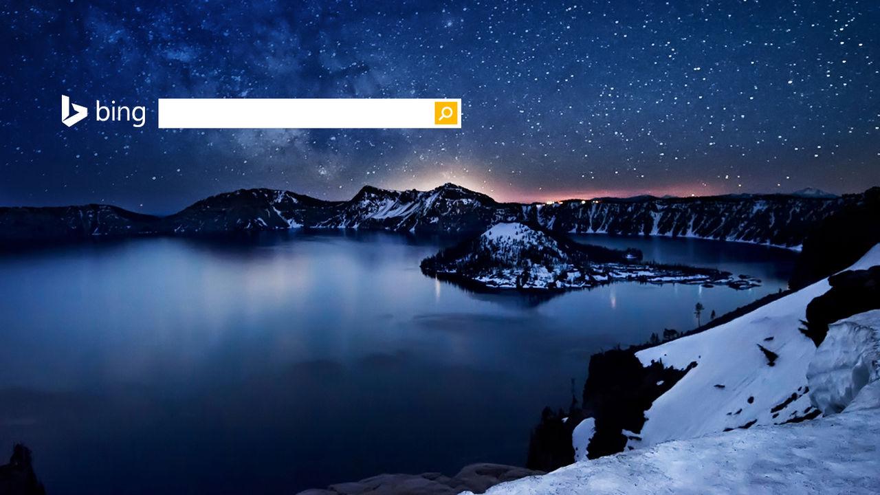 Nu kan du söka på Bing genom att fotografera