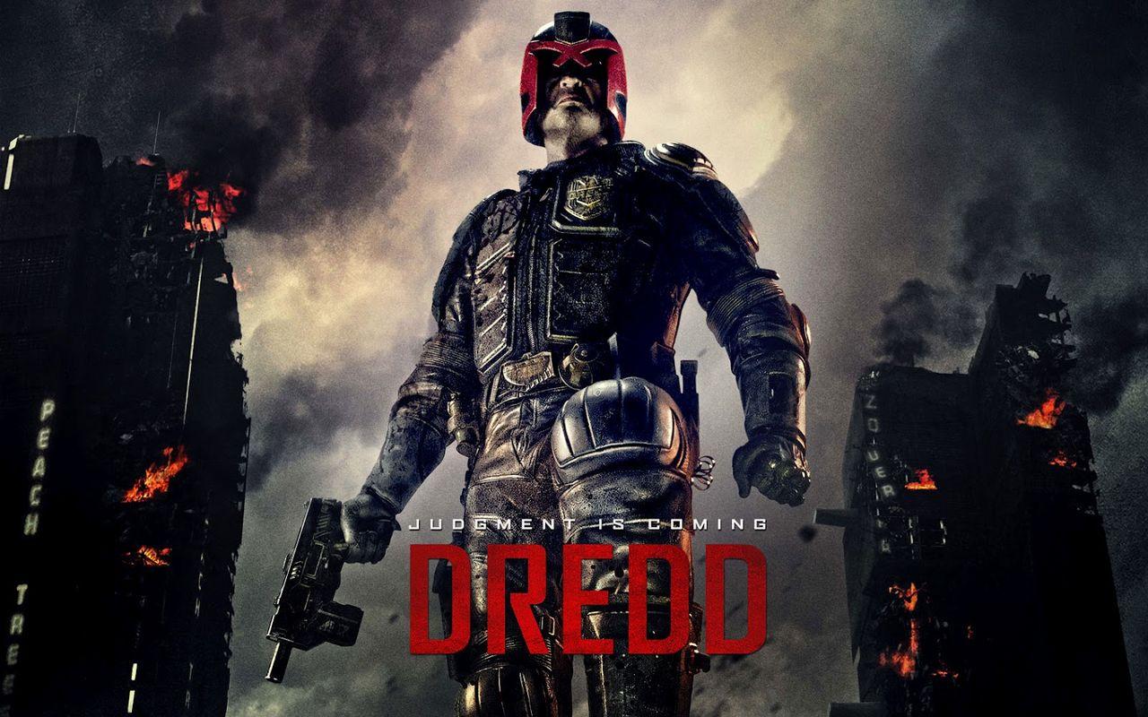 Dredd-uppföljare kan komma till Netflix eller Amazon