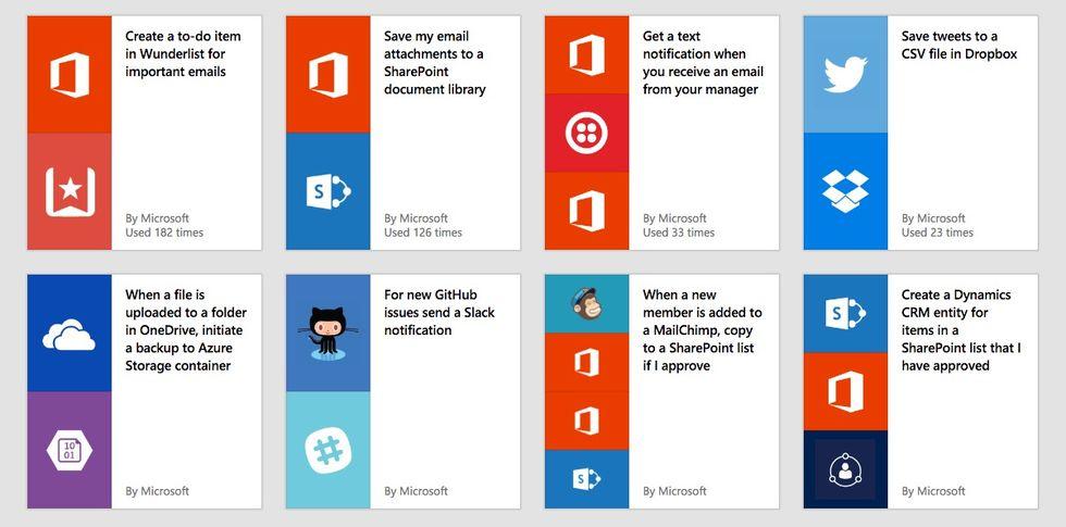 Microsoft startar automatiseringstjänsten Flow