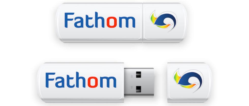 Fixa AI på en USB-sticka
