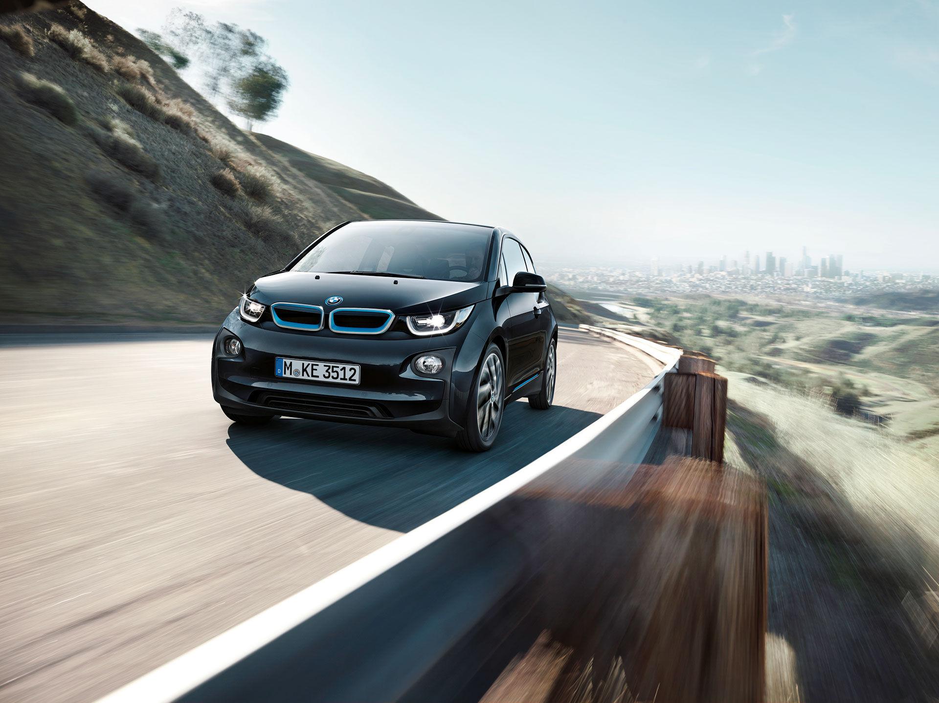 BMW uppdaterar i3