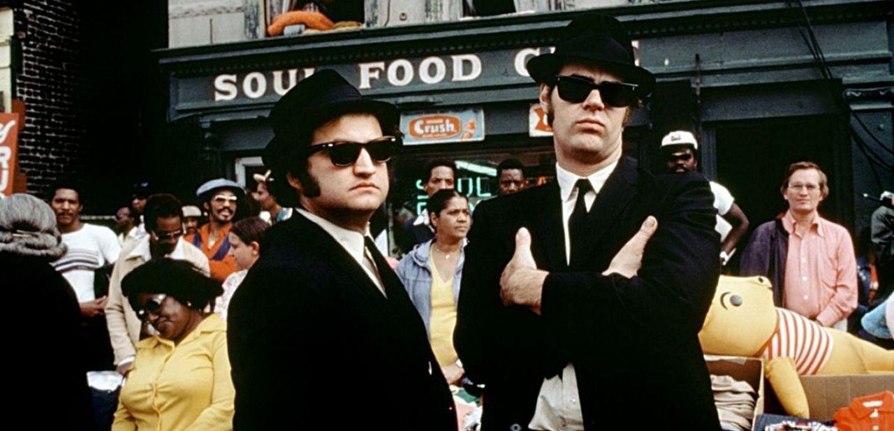 The Blues Brothers blir animerad tv-serie