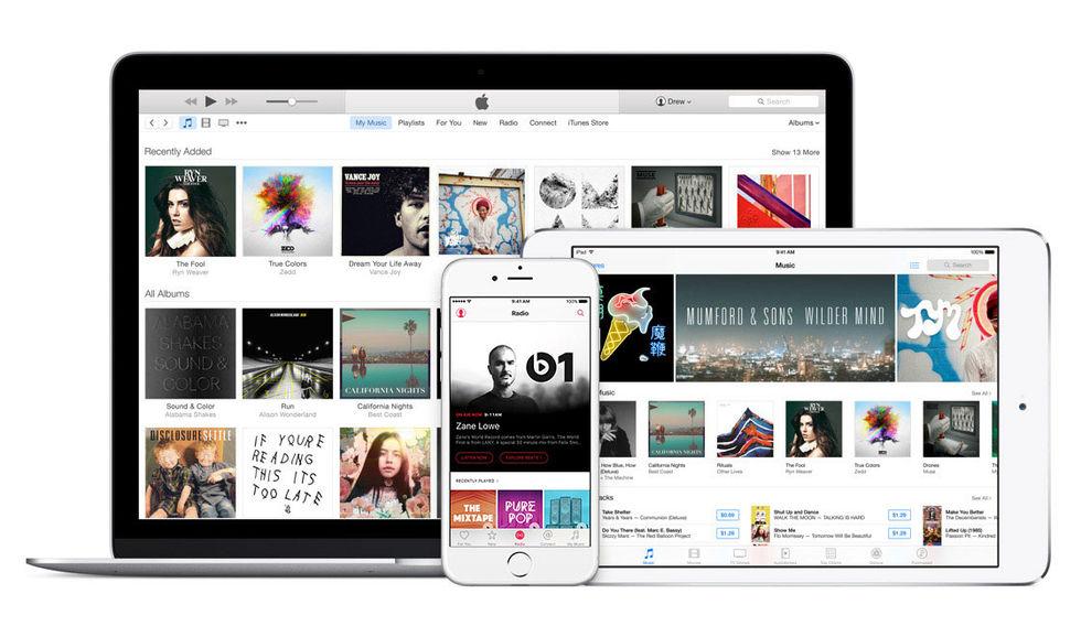 Apple Music raderar lokala musikfiler på datorn