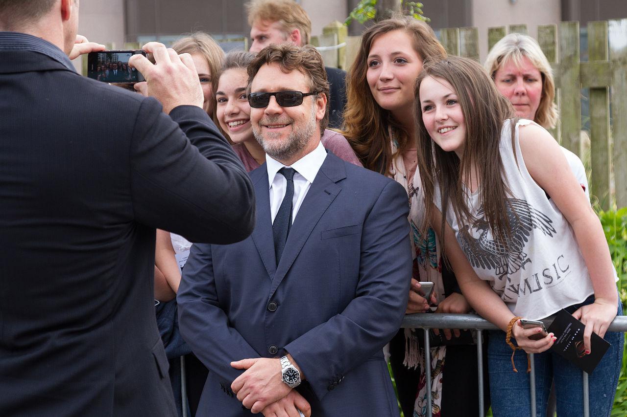 Russell Crowe klar för The Mummy-rebooten