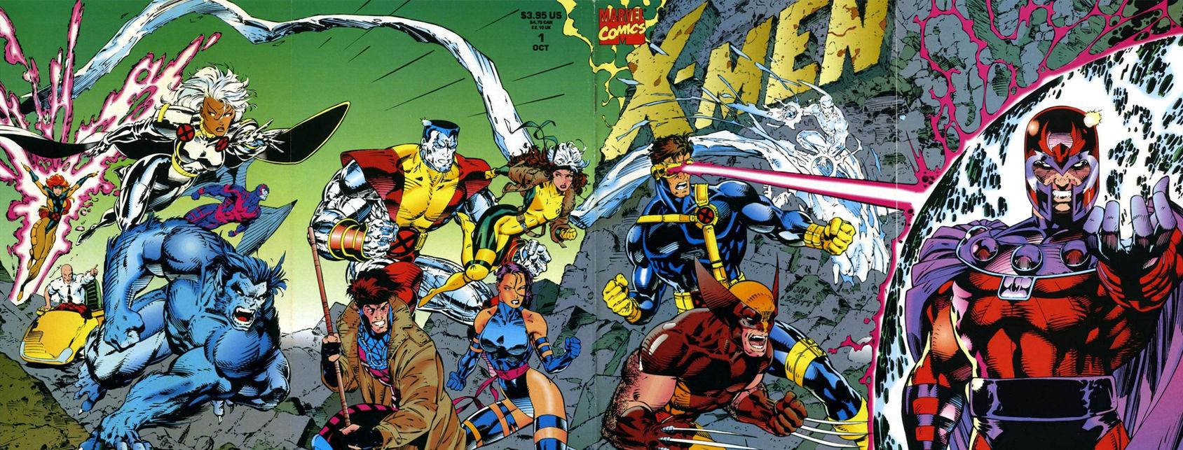 Nästa X-Men-film utspelar sig under 90-talet