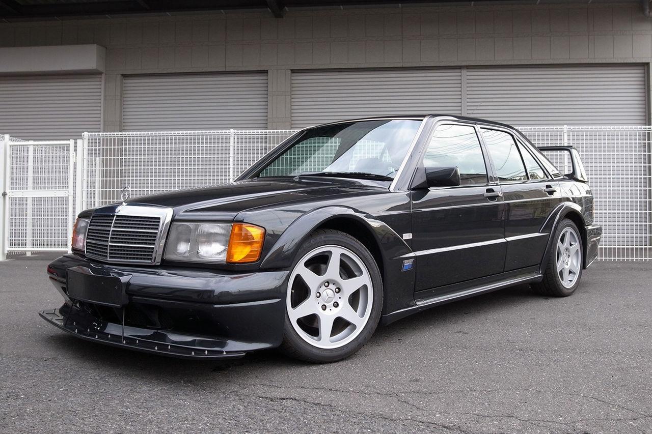 Mercedes 190E 2.5-16V EVO II på eBay
