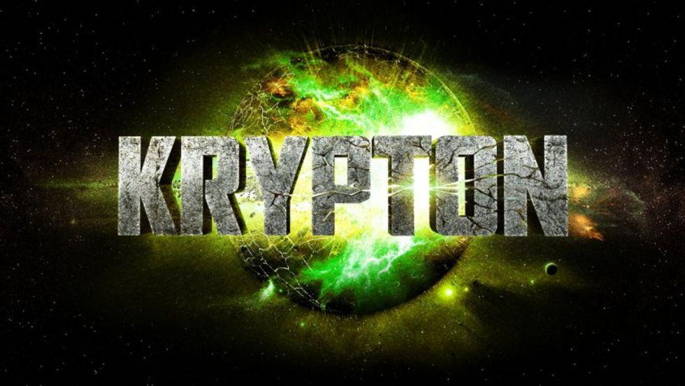 SyFy vill göra tv-serie om Krypton