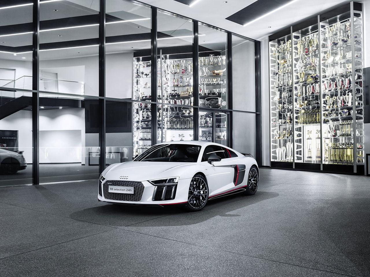 Audi visar specialversion av R8 V10 Plus