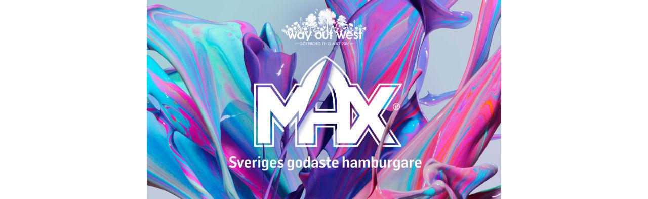 Max smäller upp vegetarisk restaurang på WOW