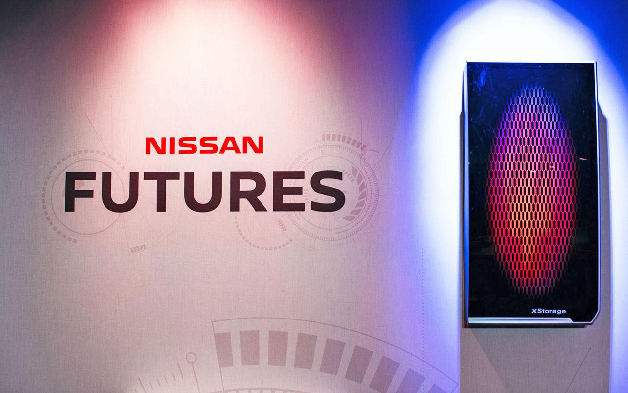 Nissan xStorage är ett batteri för hemmet