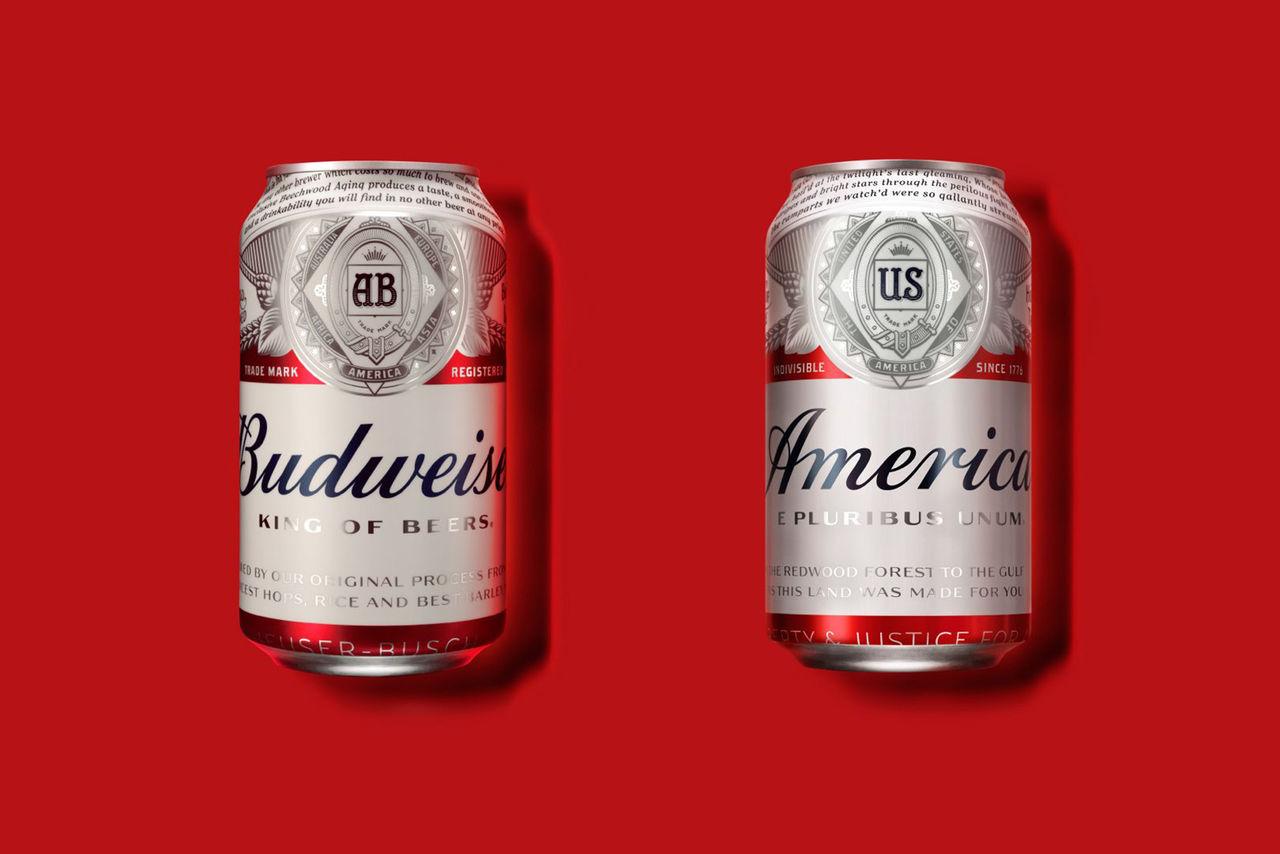 Budweiser byter namn till America