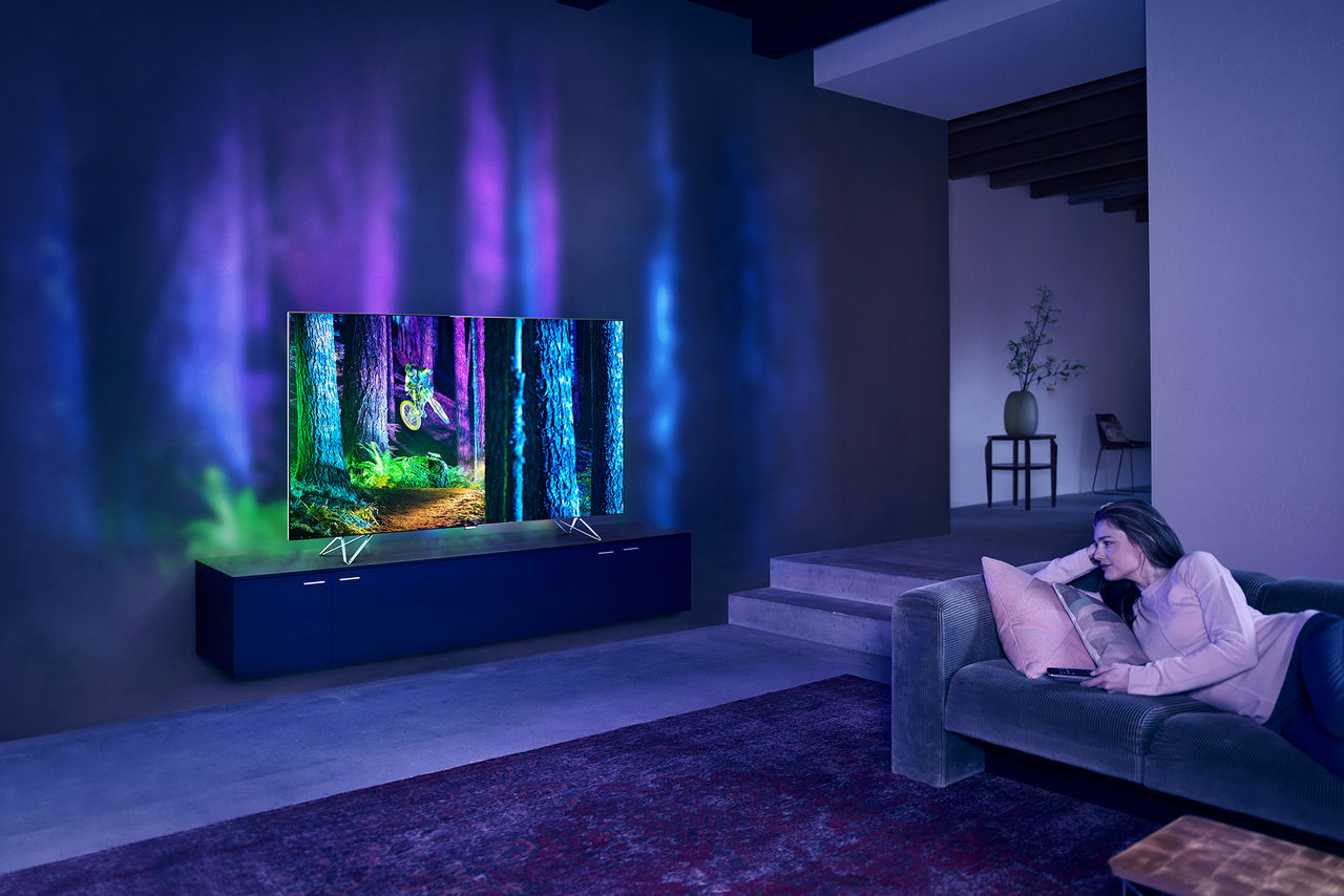 Gamefly kommer till ett gäng TV-apparater från Philips