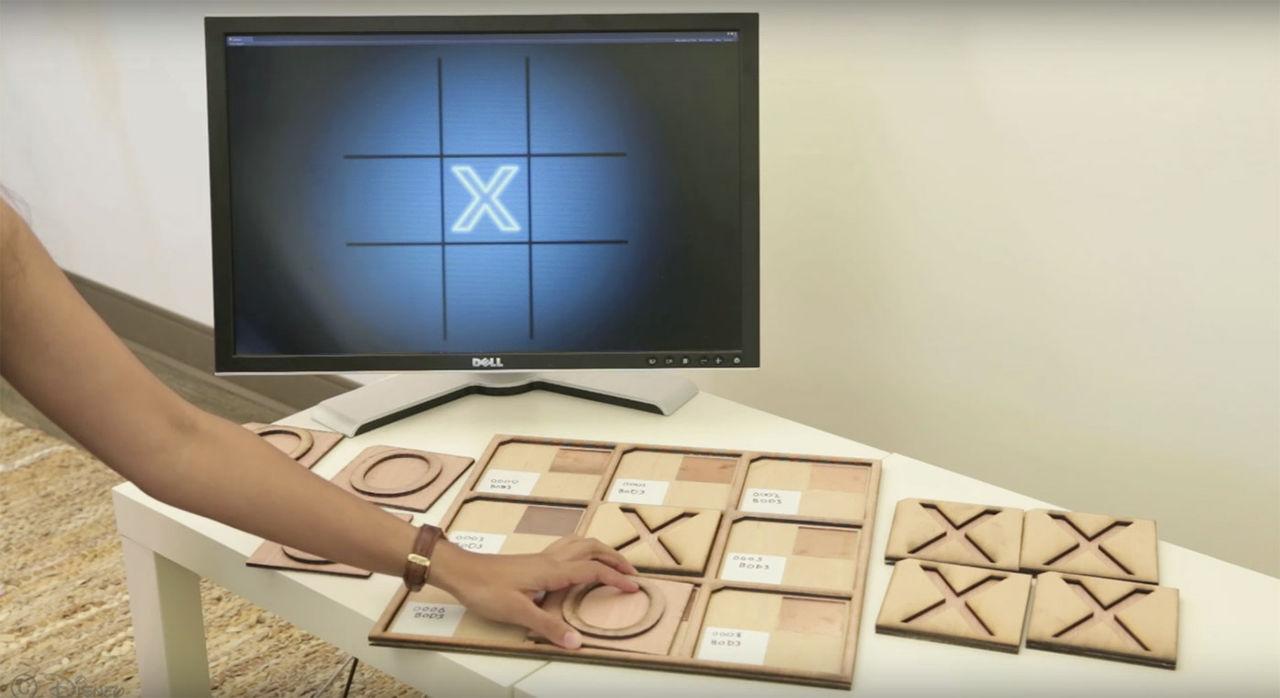 Disney tar fram spelkontroller baserade på RFID-taggar