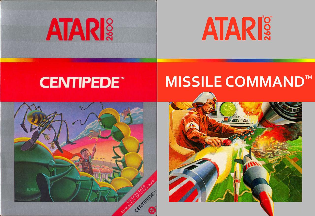 Klassiska spel från Atari kan bli film