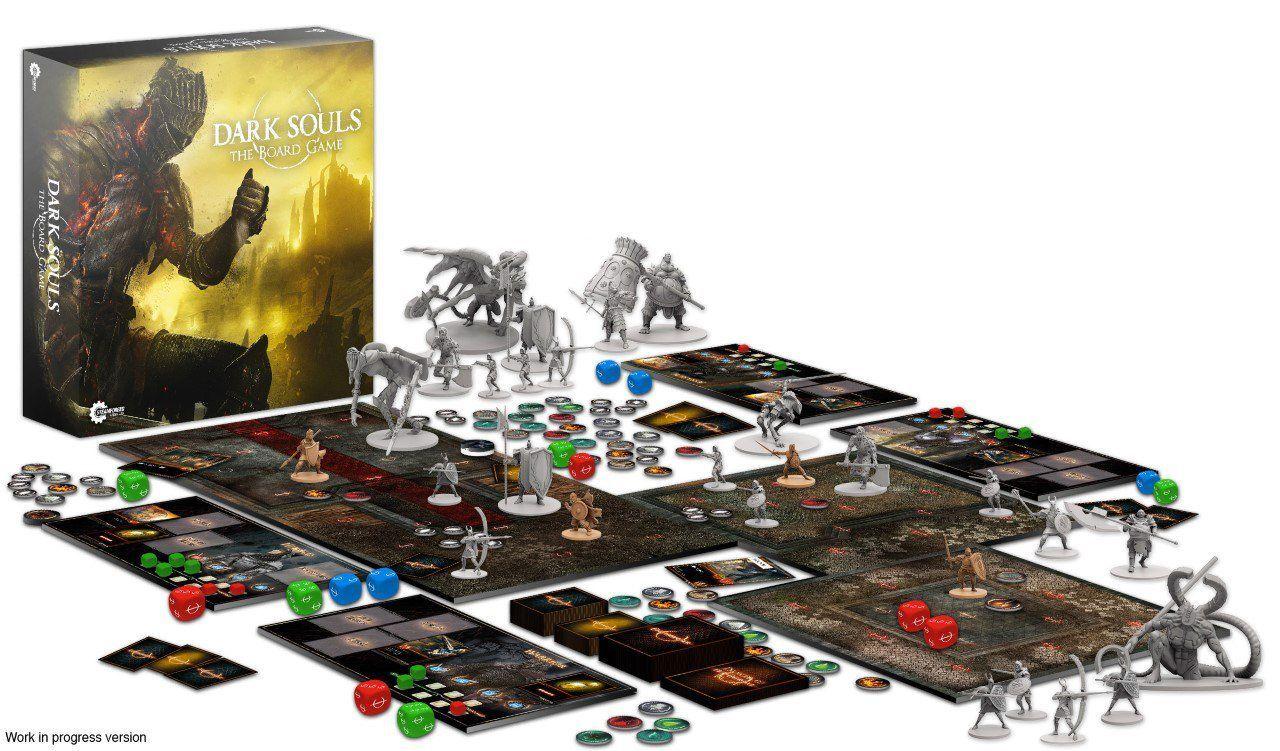 Succé för Dark Souls: The Board Game