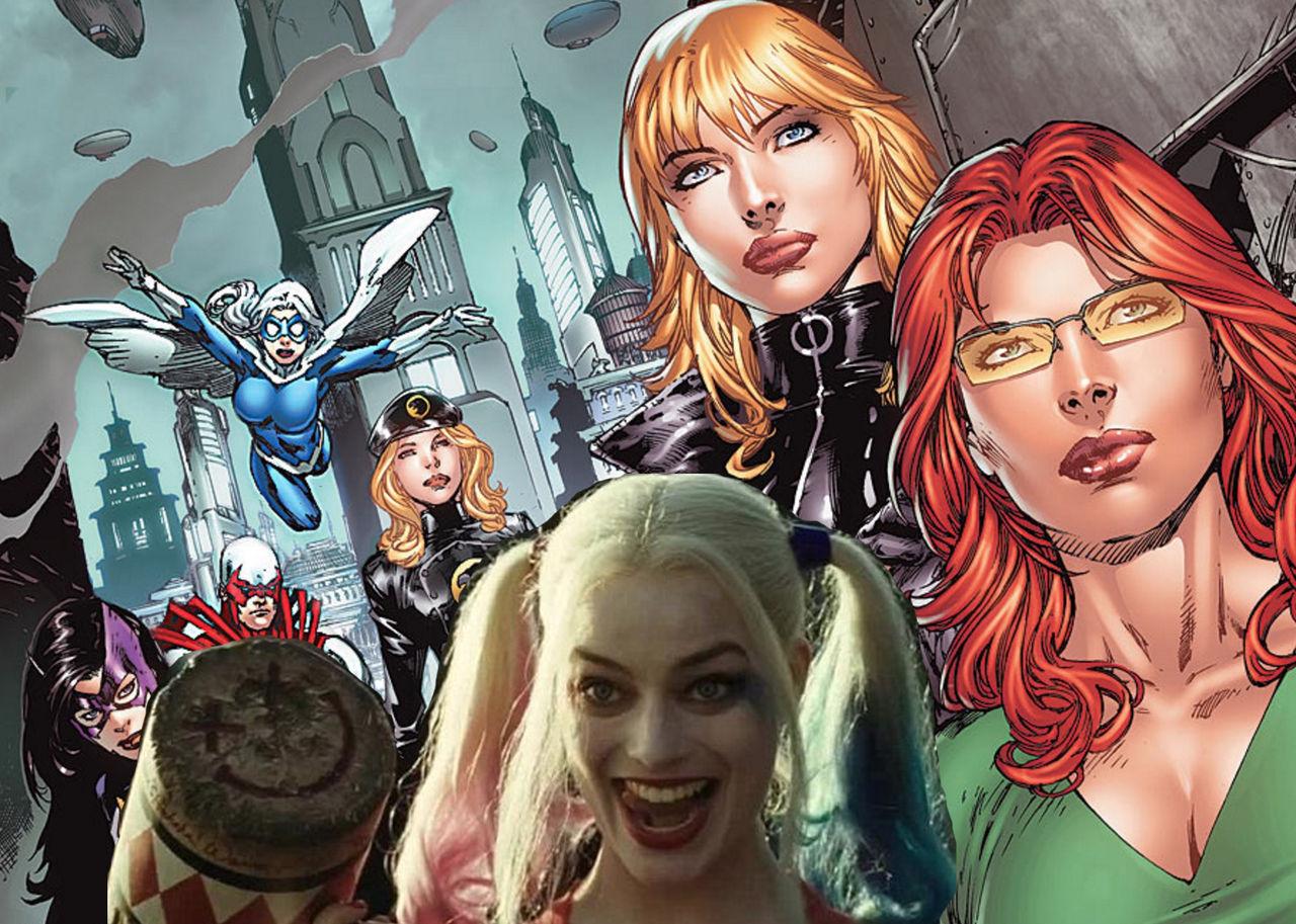 Warner Bros. vill göra Harley Quinn-film