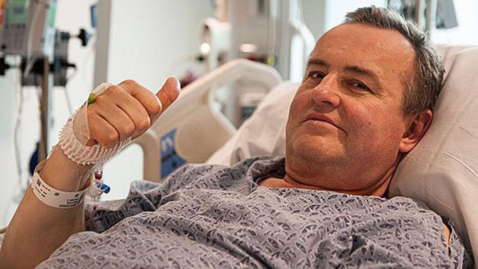 Första penis-transplantationen genomförd i USA