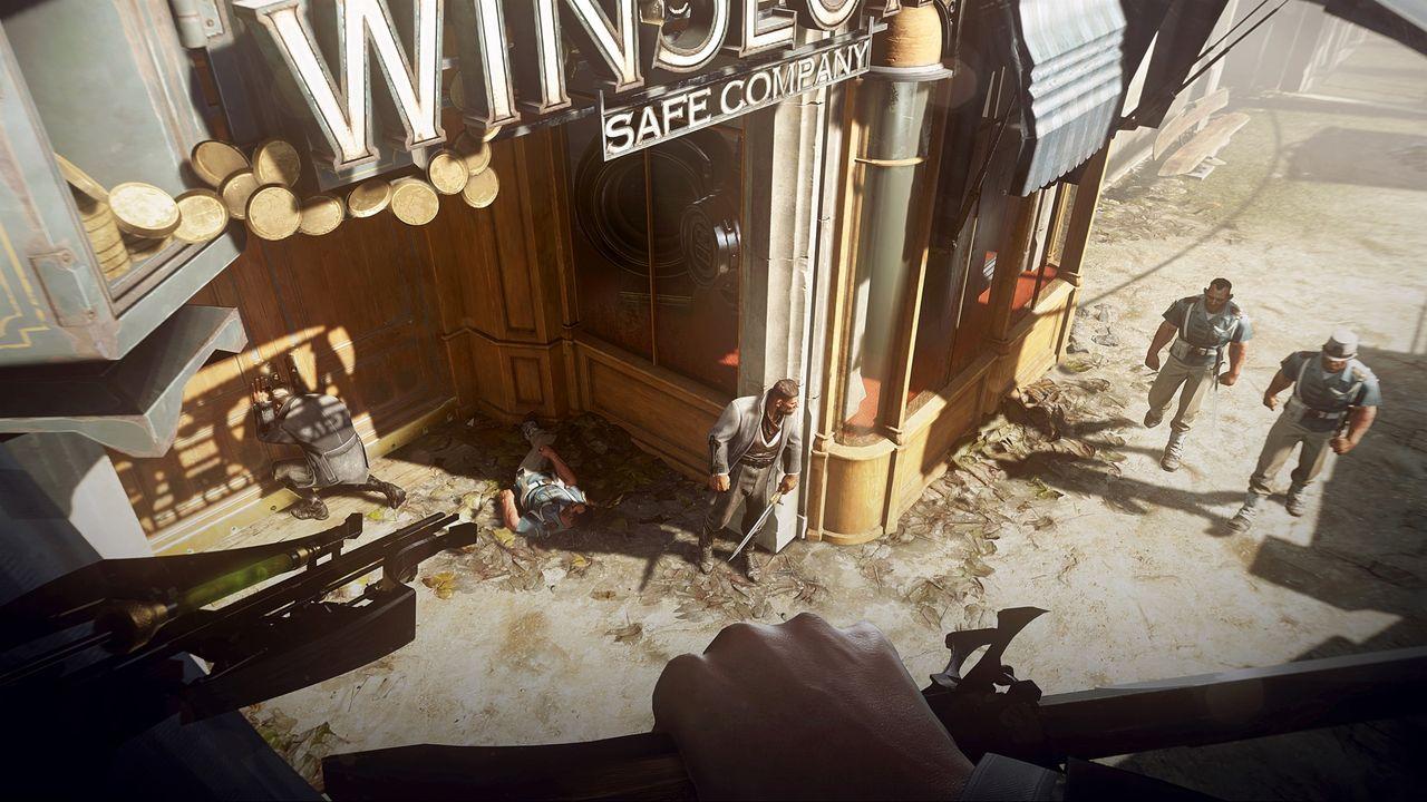 Några bilder från Dishonored 2
