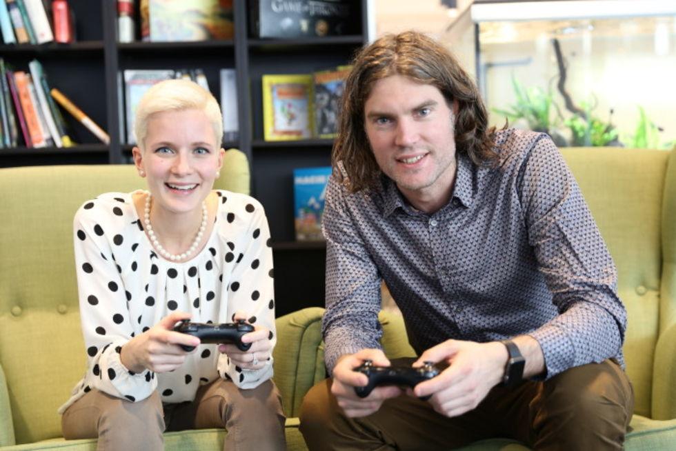 Sting lanserar spelinkubator för spelsbranschen