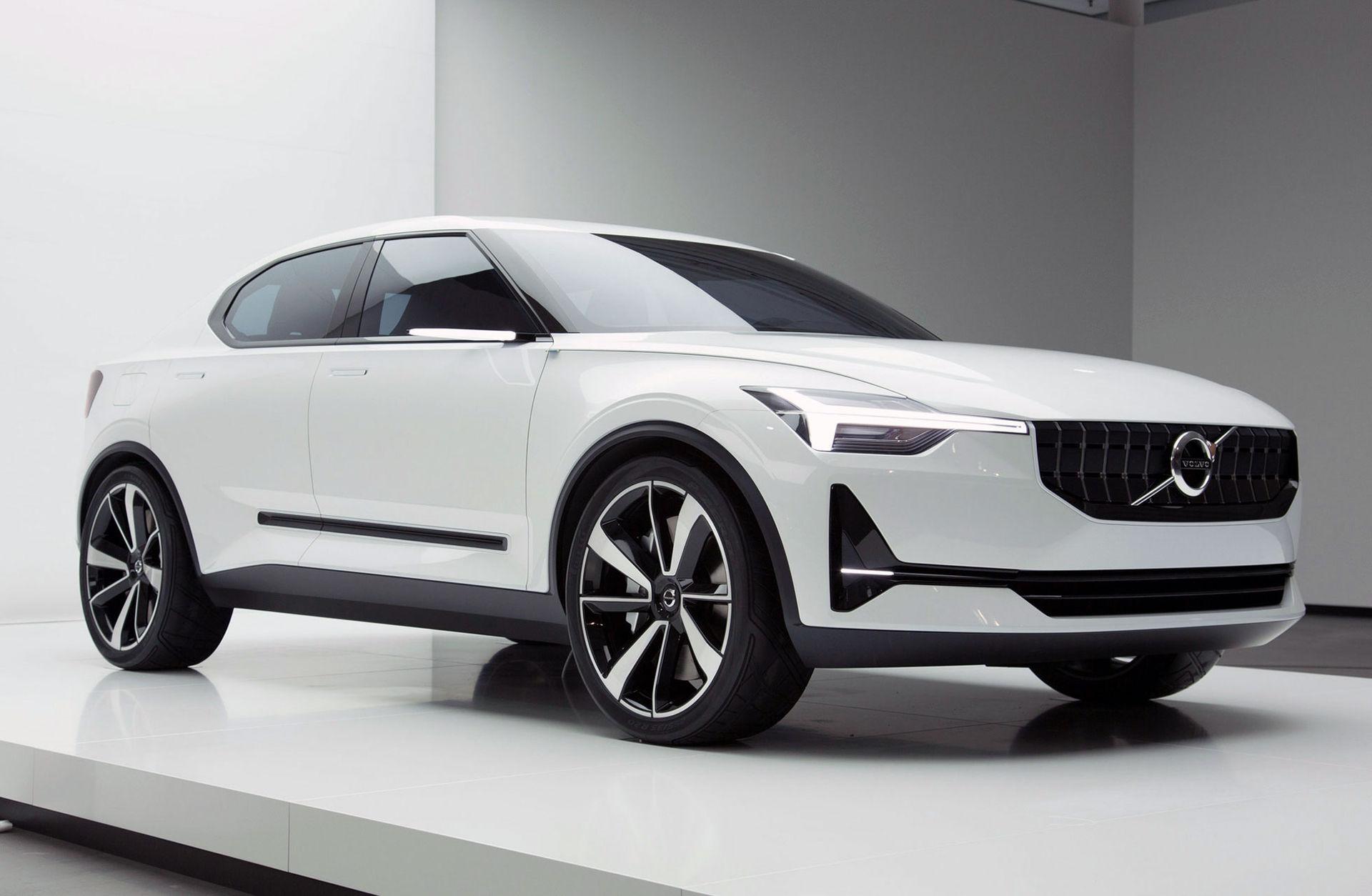 Här är Volvos nya konceptbilar