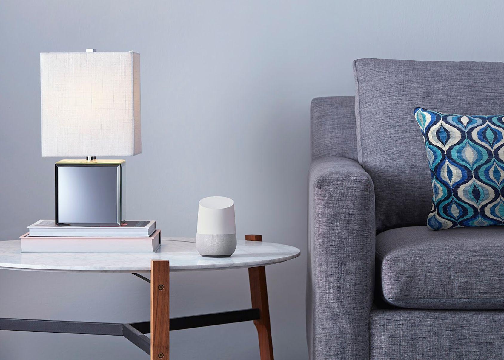 Google Home är en virtuell assistent för hemmet