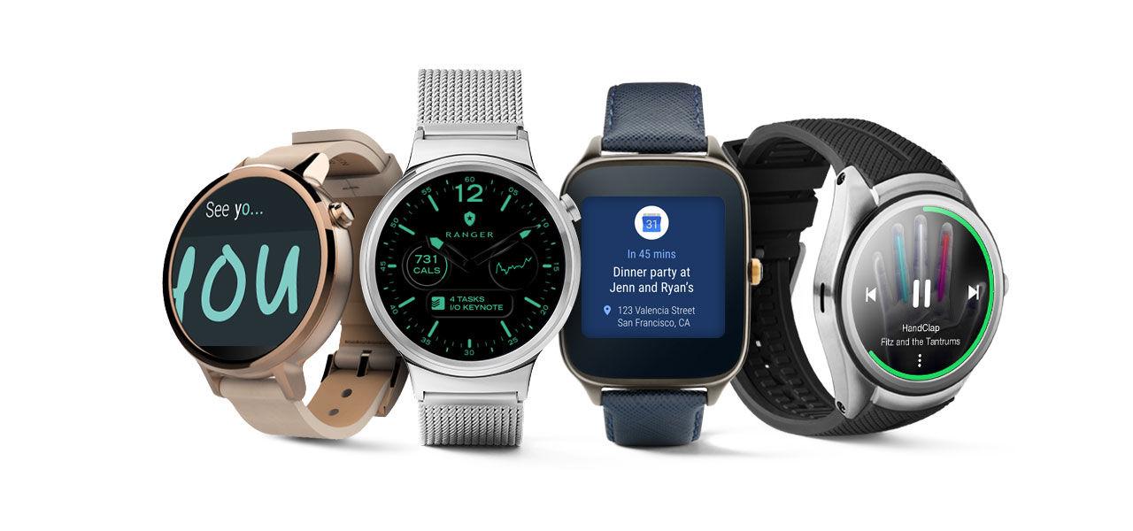 Google presenterar Android Wear 2.0