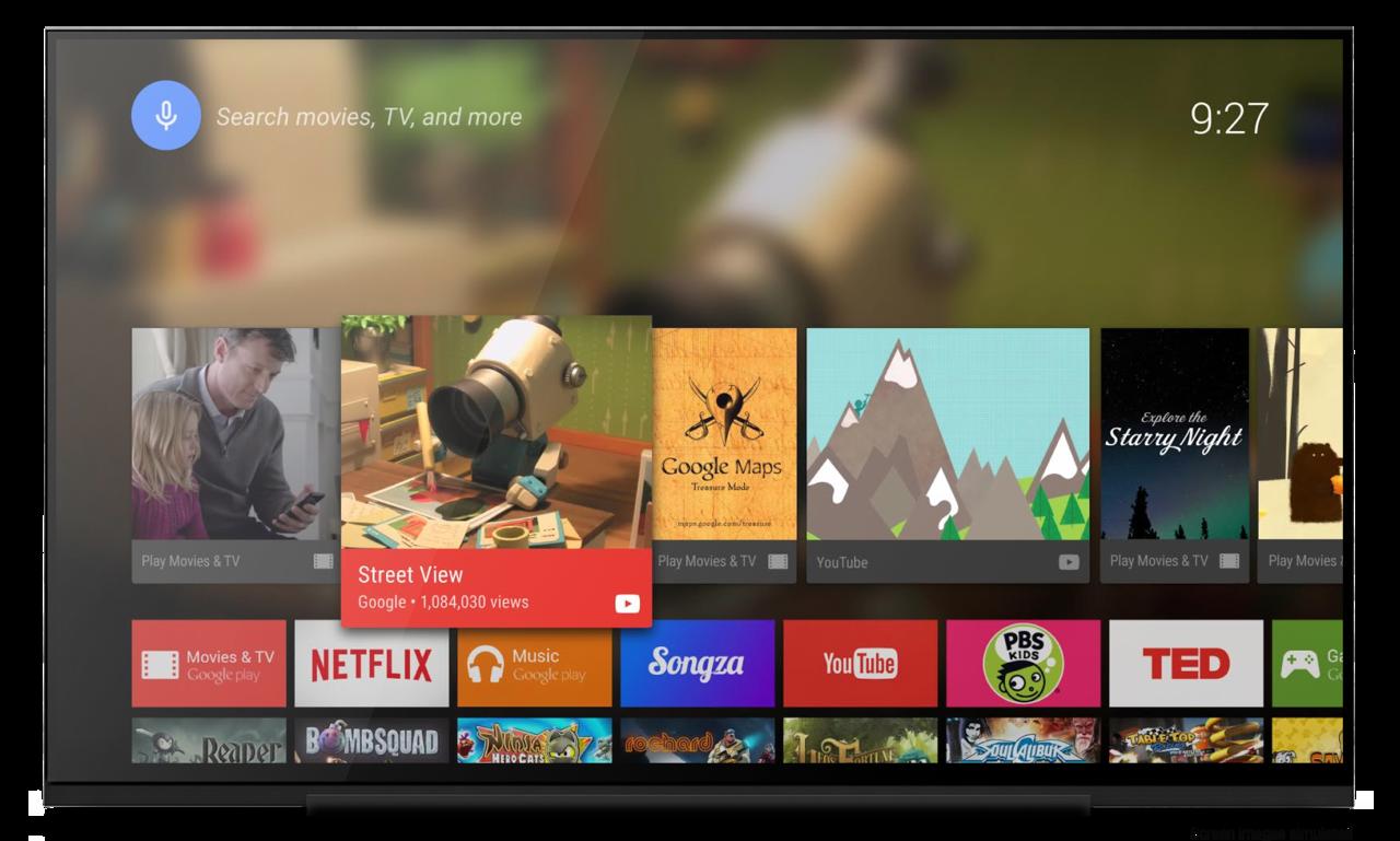 Android TV får bild-i-bild-läge