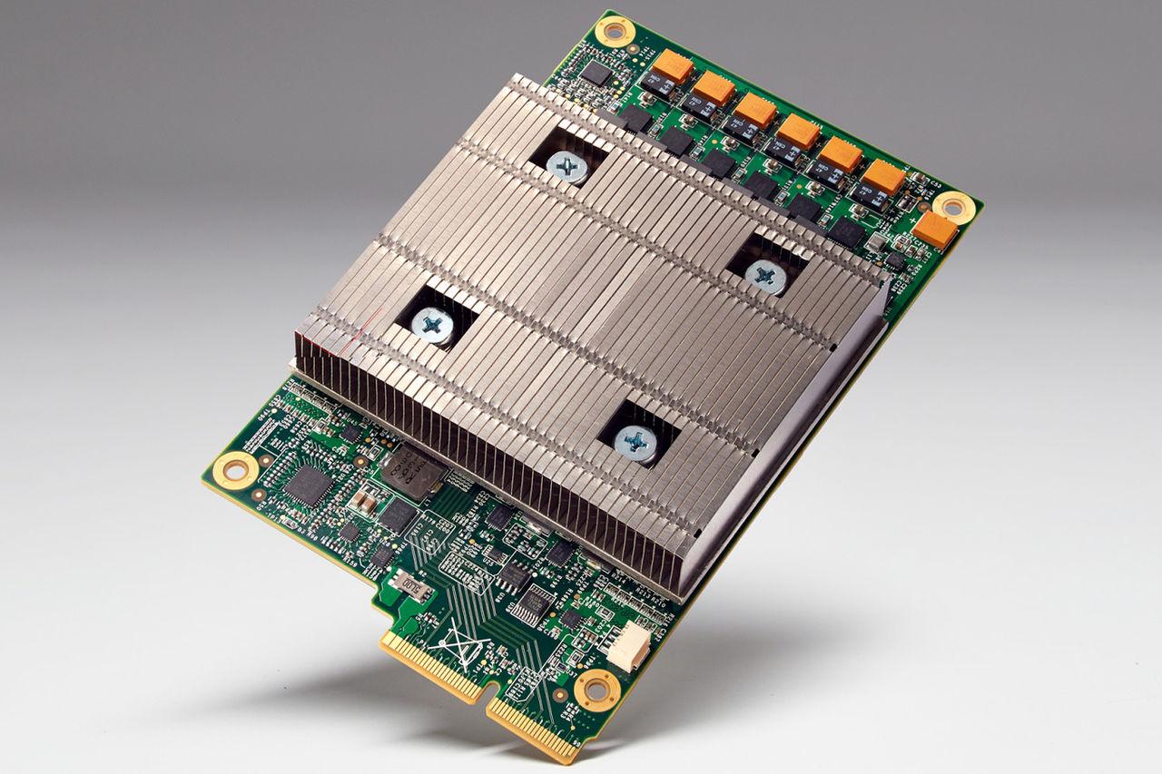 Tensor Processing Unit är Googles egen AI-processor