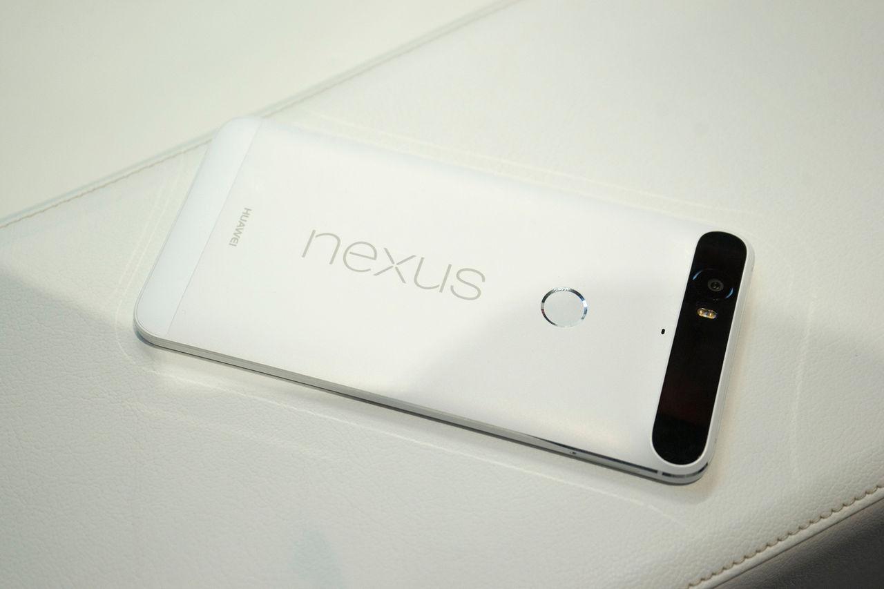 Nexus 6P blir den första telefonen med stöd för Daydream