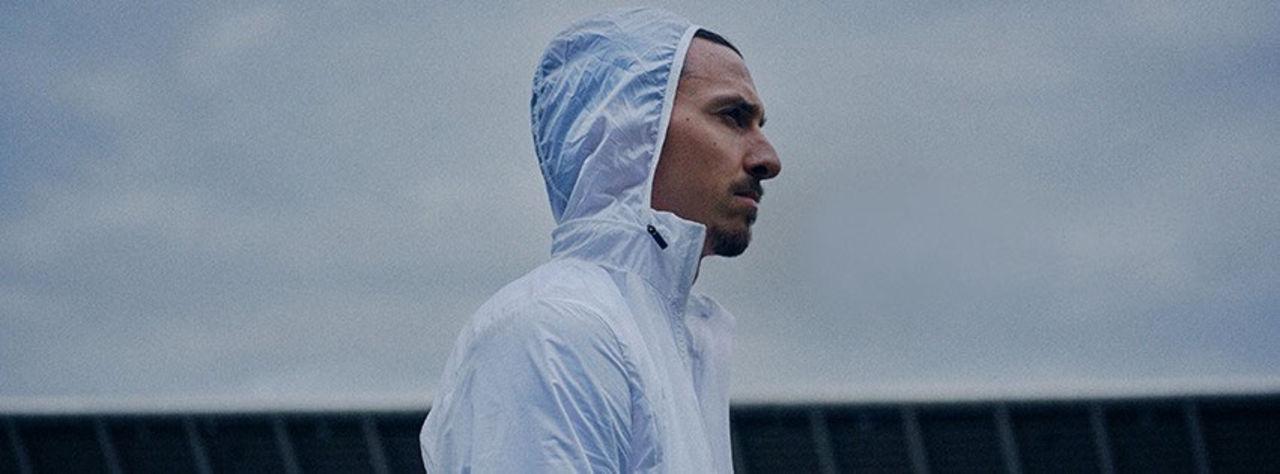 Snart släpper Zlatan sitt eget klädmärke