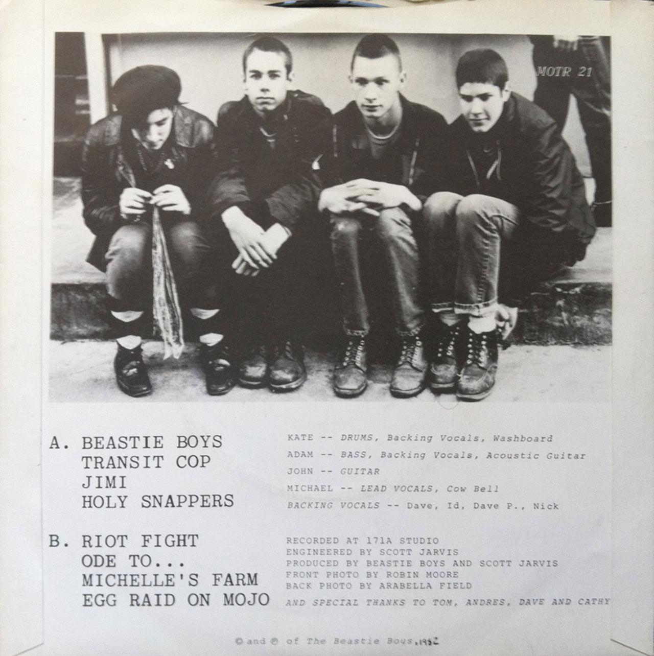 En av Beastie Boys-grundarna död