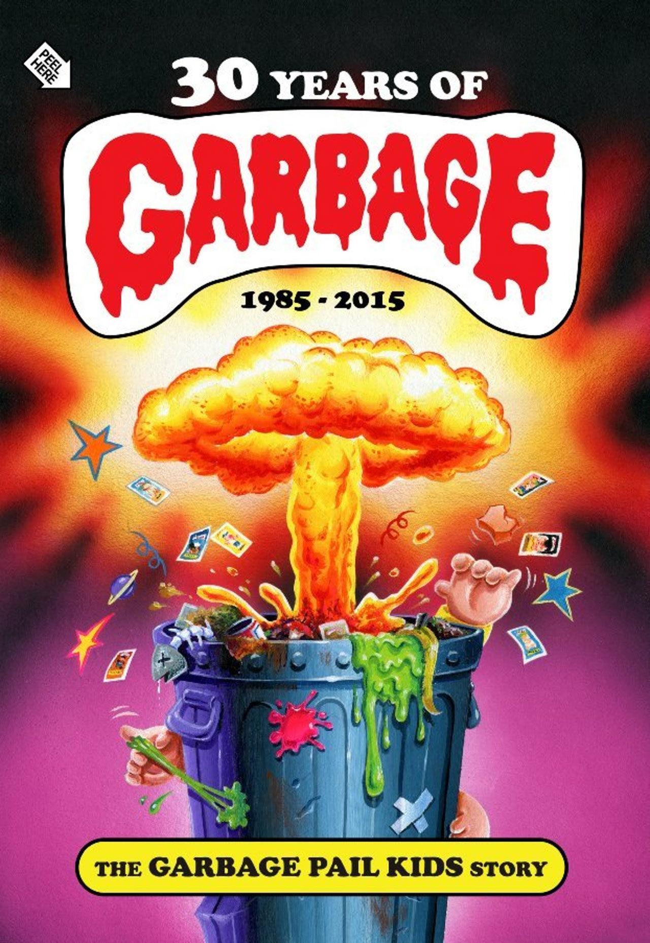 Trailer för dokumentär om Garbage Pail Kids