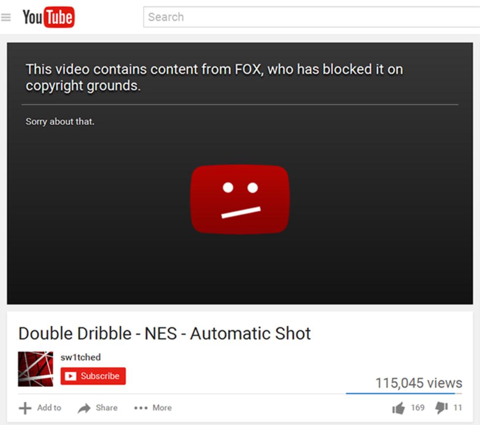 Fox använder Youtube-klipp i senaste Family Guy