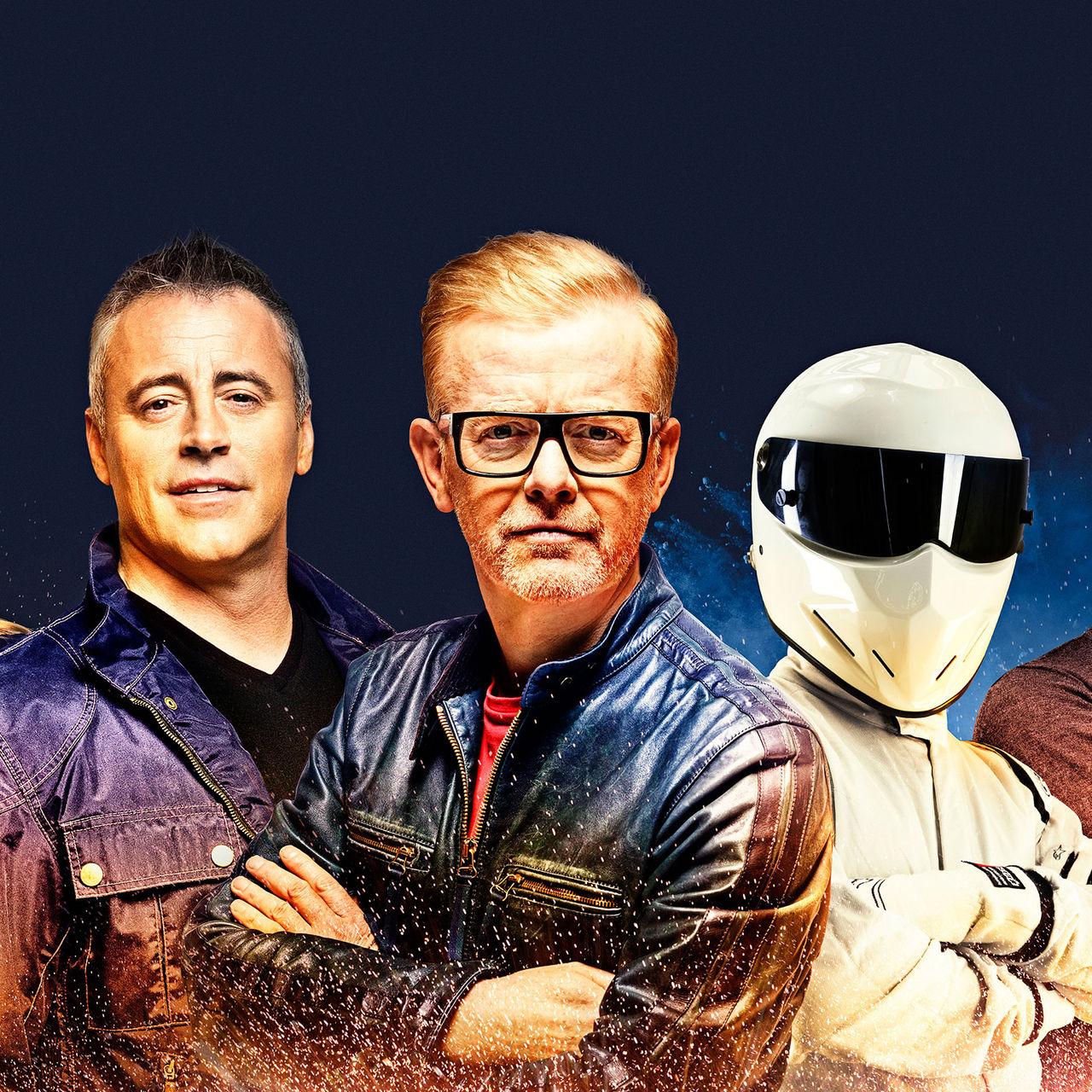 Första studioinspelningen av Top Gear ska inte ha gått smärtfritt