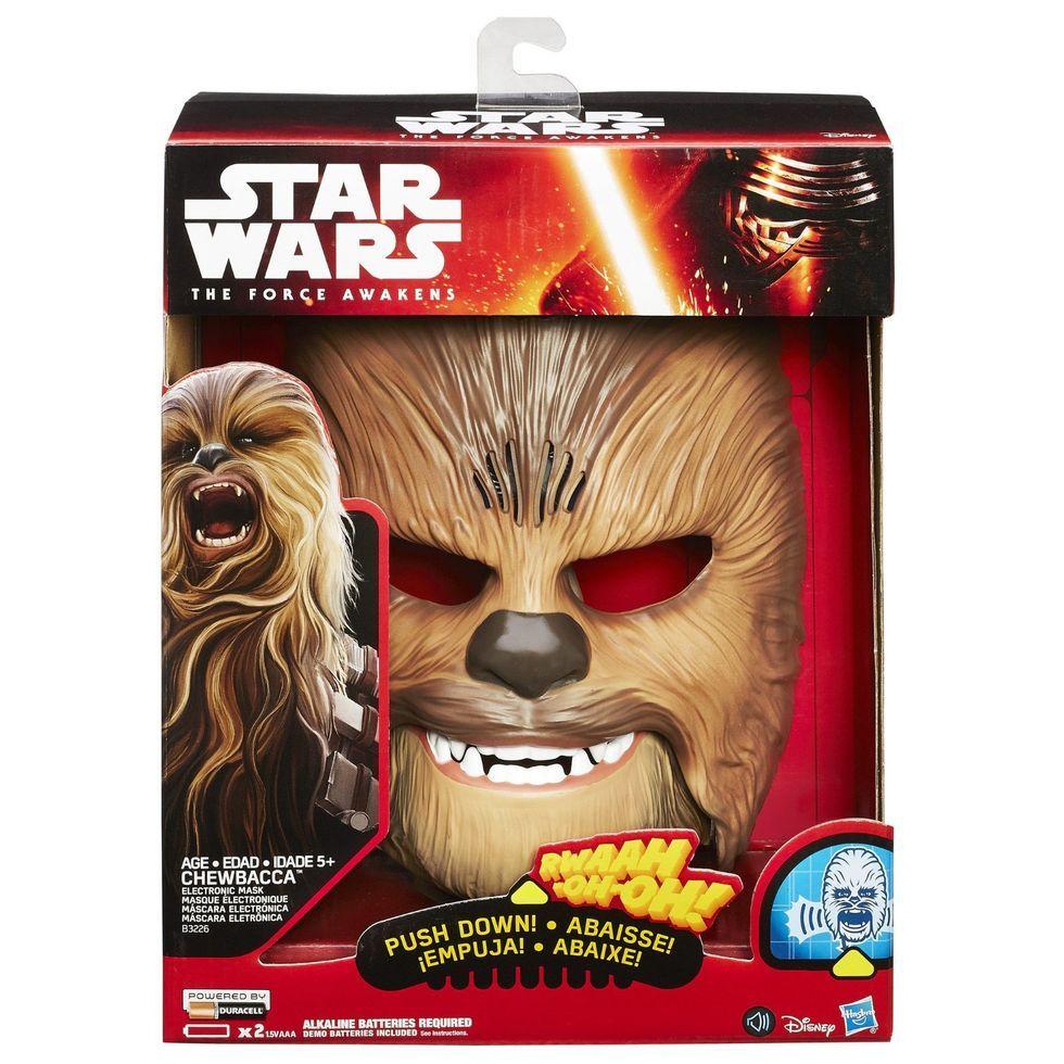 Chewbacca-mask blev storsäljare efter viral video