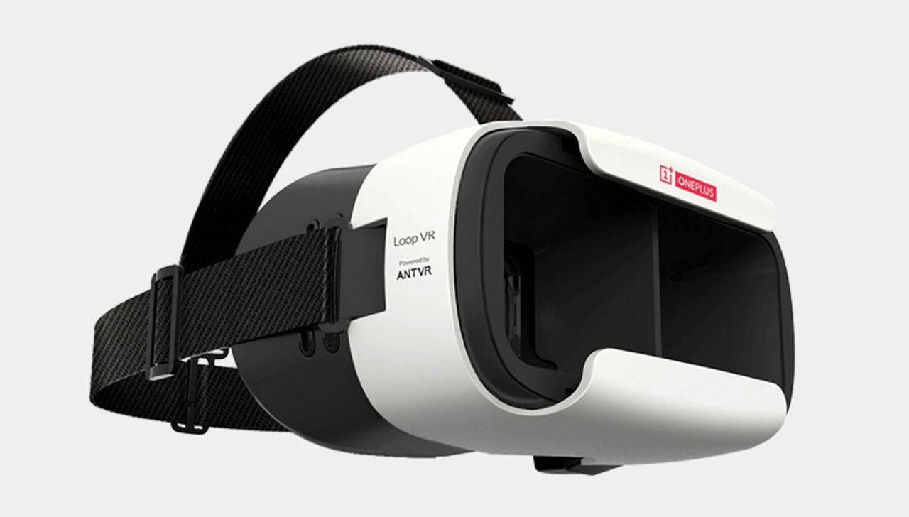OnePlus delar ut VR-headsetet Loop