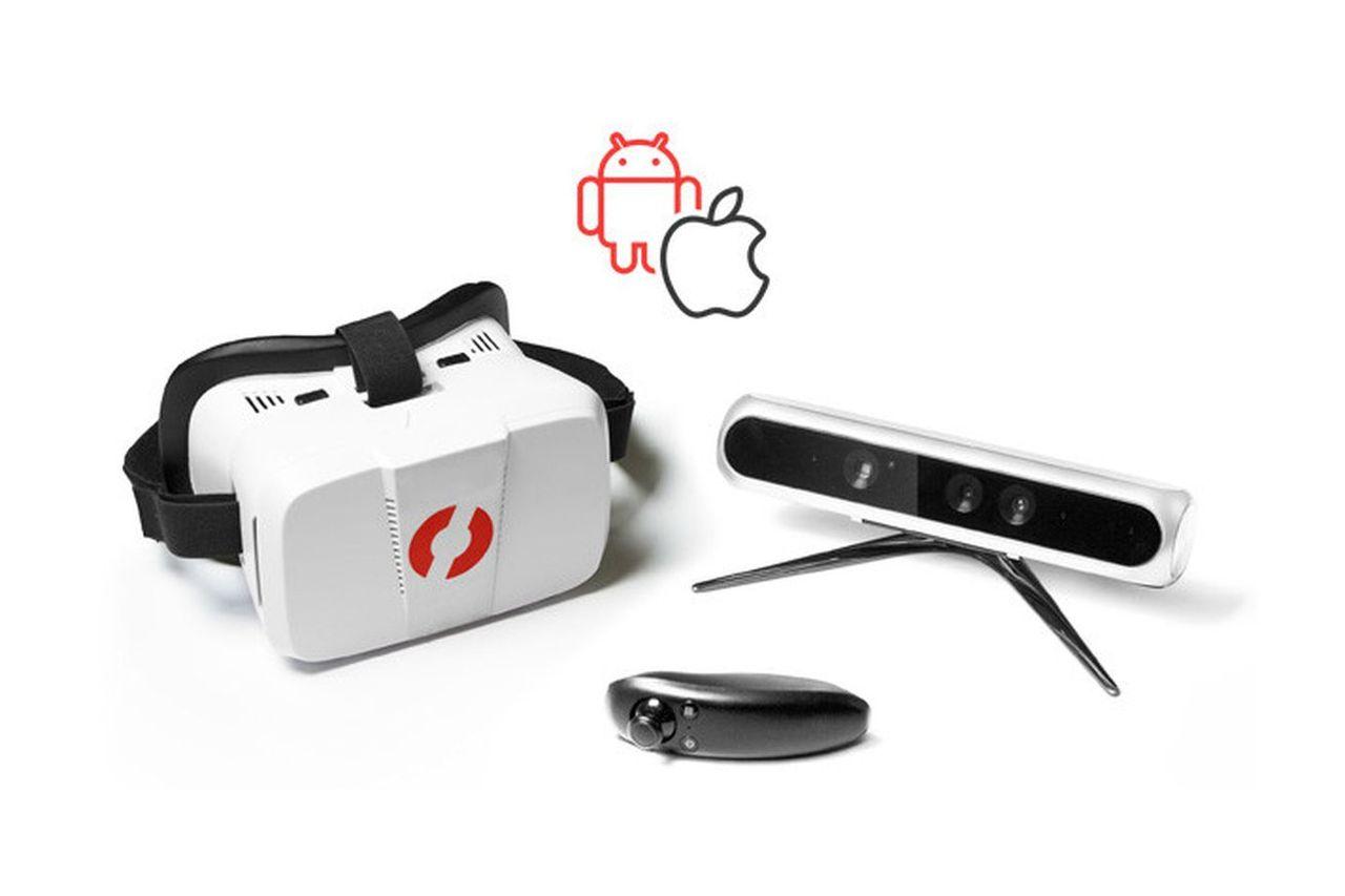 VicoVR vill bli Kinect till mobila VR-headset