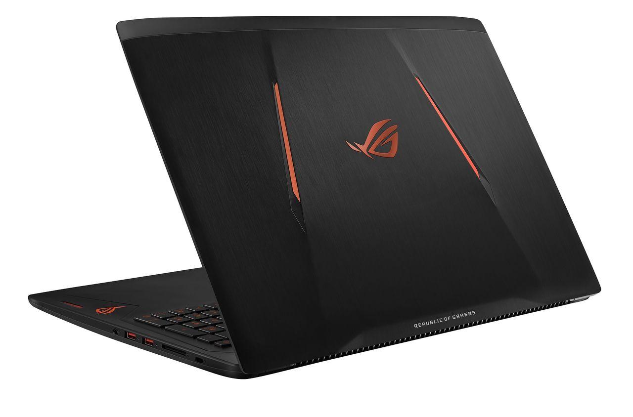 Asus visar upp ny ROG-laptop i Strix-serien