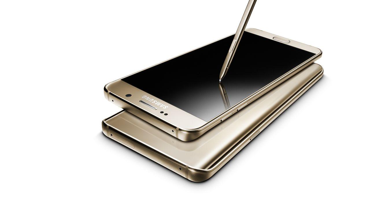 Samsung går direkt till Note 7?