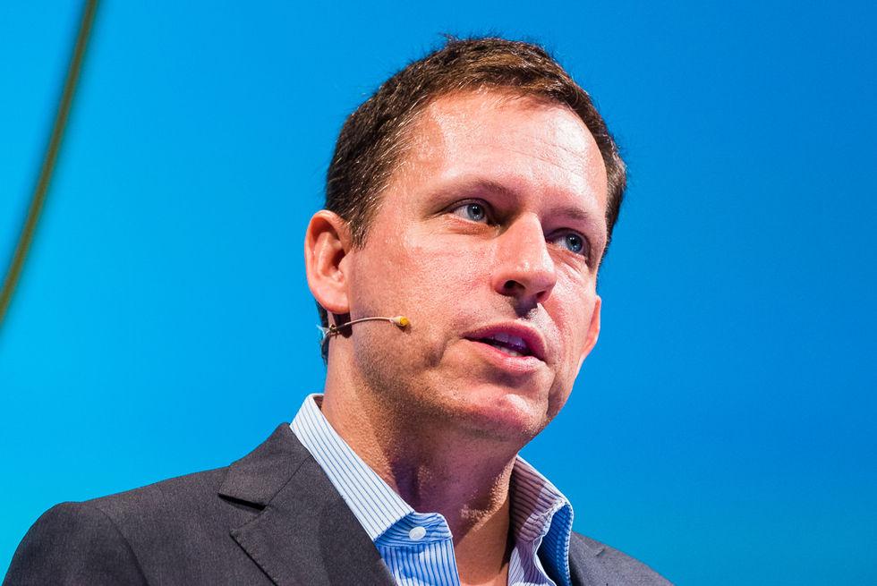 PayPal-grundare för privat krig mot amerikanskt mediabolag