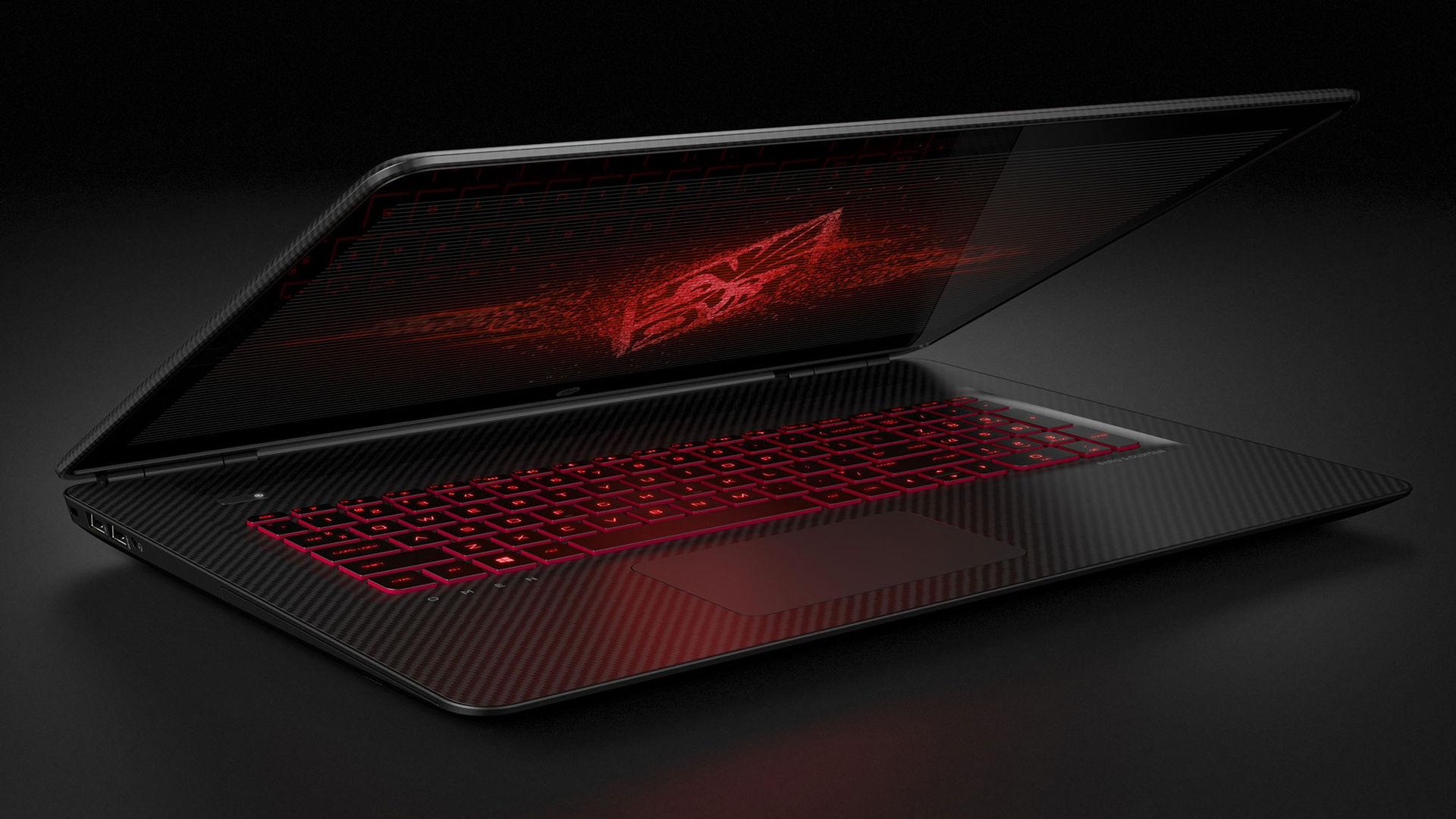 HP presenterar nya speldatorer