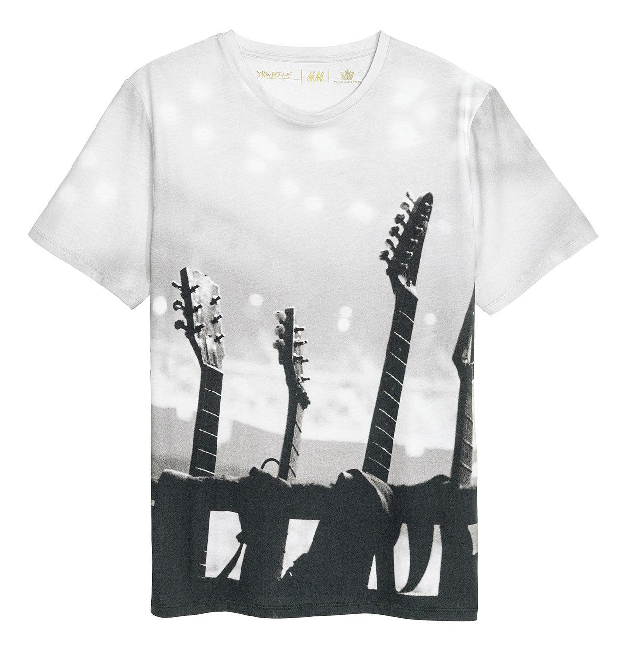 T-shirt hyllar 25 år med Polarpriset